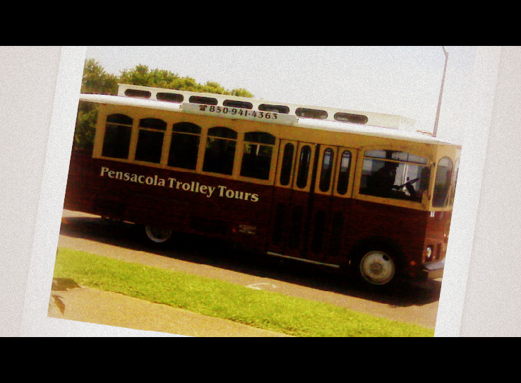 Trolley from Hall's